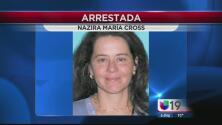 FBI da con fugitiva en Perú