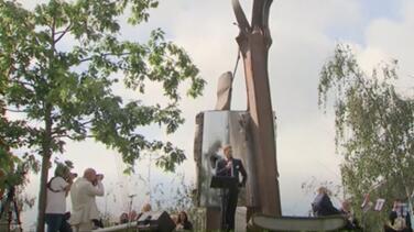 Rinden emotivo homenaje a las víctimas del 11 de septiembre
