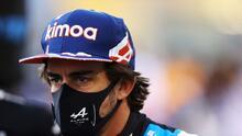 Un papel de un sándwich causó el abandono de Fernando Alonso