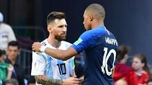 """Eto'o dice que Messi es """"el Dios del futbol"""" y que Mbappé lo sucederá"""