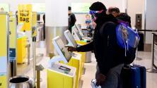 Pasajeros se quejan por cancelaciones y retrasos en vuelos de Spirit en el aeropuerto de Fort Lauderdale