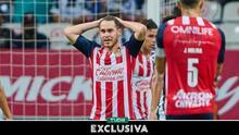 """'Canelo' Angulo afirma que en Chivas se """"parten la mad..."""" para ganar"""