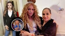 """""""De algo tiene que sobrevivir"""": La Bronca apoya a madre de Paulina Rubio sobre el cobro por sus saludos"""