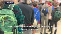 """Pasajeros quieren viajar """"armados"""". TSA reporta lo que llevan en sus insólitos equipajes."""