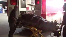 Hombre armado roba ambulancia con paciente adentro y origina una persecución en las calles de Houston