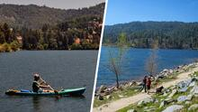Lago Gregory: un espacio para disfrutar en familia cerca de Los Ángeles