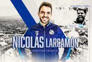 Nicolás Larcamón advierte que Puebla tendrá una propuesta ofensiva