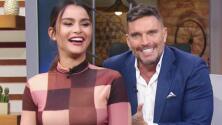 Julián Gil revela que él fue de los primeros en enterarse del noviazgo de Clarissa con Vicente Saavedra