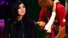 Vanessa Bryant asegura que guarda la ropa que vestían Kobe y su hija el día de su fatal accidente