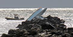 En video: Escena del accidente donde murió el lanzador de los Marlins José Fernández
