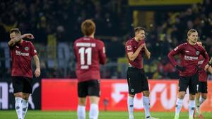 Hannover y Nuremberg descienden en la Bundesliga