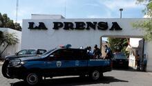 """La Prensa, el principal diario de Nicaragua, es allanado en medio de un """"apagón informativo"""""""