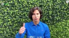 El primer mensaje... Diego Lainez ya se presentó con la afición del Betis