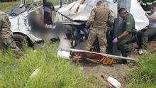 Accidente deja al menos 10 inmigrantes muertos y más de 12 heridos en el sur de Texas