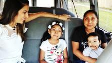 """Ahora que ha recuperado a su hija, esta madre guatemalteca pide """"compasión"""" para su esposo"""