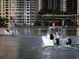 Parte desde Miami flotilla para demostrar apoyo a pedido de libertad del pueblo cubano