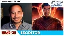 El guionista de Shan Chi nos cuenta cómo es escribir una película para Marvel