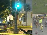 Mujer muere después de ser atropellada dos veces por un hombre que robó un automóvil en Center City