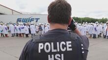 Anuncian que agentes de ICE ya no harán redadas en centros de trabajo