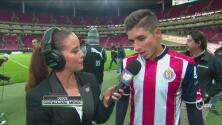 """Isaac Brizuela; """"Chivas debe ser más contundente"""""""