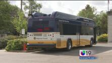 Sacramento estrena autobuses