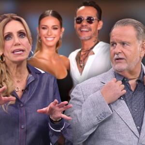 """""""¡Qué bueno por él!"""": Lili y Raúl reaccionan al nuevo y joven amor de Marc Anthony"""