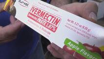 """""""Lo puede comprar, pero no lo recomendamos más que para lo que está indicado"""", forrajera de San Antonio advierte sobre las altas ventas de ivermectina"""