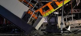 Colapso en el metro: Ciudad de México vive su peor tragedia desde el terremoto de 2017
