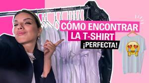Claves para encontrar la t-shirt blanca ideal (por menos de 25 USD) | La Insider