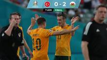 Con juegazo de Bale, Gales superó a Turquía y mira a los Octavos