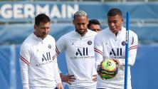 ¡MNM a escena! Tridente Messi, Neymar y Mbappé titular con PSG