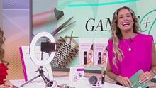 Aleyda Ortiz compartió sus secretos de belleza y que podrás encontrar con descuento en Gangas + Deals