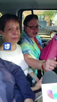 Estas son las reacciones de la madre de la joven Marlen Ochoa-Uriostegui