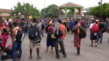La caravana de migrantes, que Trump utilizó para impulsar su dura agenda migratoria, comienza a disolverse en México