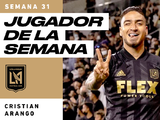 El triplete del miércoles da a 'Chicho' Arango el Jugador de la Semana