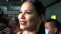 """""""Gracias por creer en mí"""": Andrea Meza causó tremendo alboroto al regresar a México tras ganar Miss Universo"""