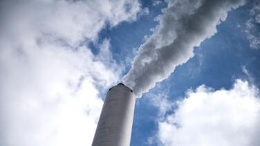 Orca, la inmensa planta diseñada para eliminar el dióxido de carbono en el aire