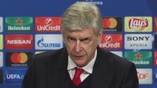 """Arsene Wenger y la goleada ante el Bayern: """"Los últimos 25 minutos fueron una pesadilla"""""""
