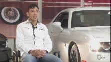 La pasión de los autos con Rubens Sambueza