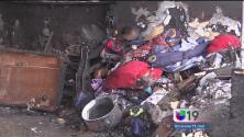 Niño de 6 años muere en incendio en Empire