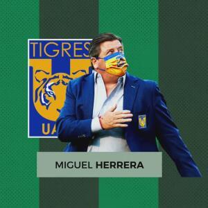 Así vivió Miguel Herrera su regreso al Azteca para enfrentar a Cruz Azul