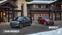 Te explicamos en qué se diferencia una Jeep Wagoneer de una Grand Wagoneer 2022