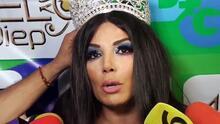 Molesta, Aleida Núñez aclara por qué abandonó el evento donde sería coronada por la comunidad  LGBTQ+