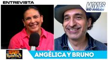 Angélica Vale y Bruno Bichir nos cuentan todo de 'Un Rescate de Huevitos'