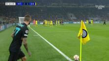 ¡El tercero del Inter! De Vrij amplia la ventaja sobre Sheriff Tiraspol