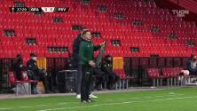 ¡Gol del PSV Eindhoven! Malen puso la ventaja ante el Granada