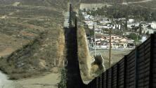 ¿Cómo se vería afectada la economía de California con la construcción del muro entre EEUU y México?