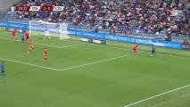 ¡Italia ya golea! Kean hizo un golazo para el 4-0 sobre Lituania