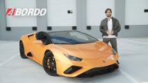 Lamborghini Huracán EVO RWD Spyder 2021   Prueba A Bordo Completa