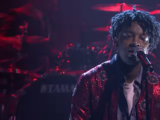 """21 Savage delivers """"A Lot"""" on Tonight Show"""